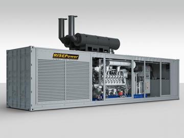 700—2500kVA Containerised Diesel Generator