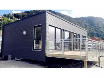 Nor-V Modular Construction Sample Villa
