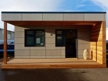 REY-V Modular Shipping Container House