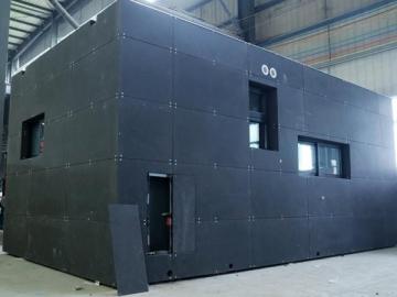 CA-V Modular Container Home