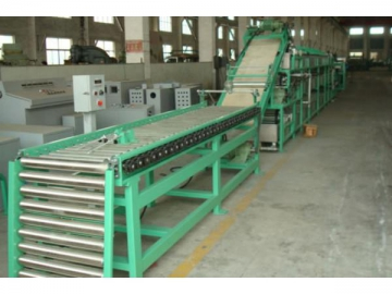 Rubber Tyre Tread Extrusion Line