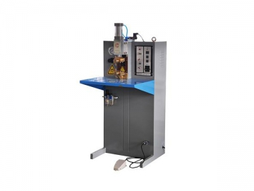 500J-8000J Capacitor Discharge Resistance Spot Welding and Projection Welding Machine