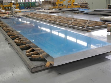 8000 Series Aluminum Alloy Sheet