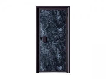 Commercial Aluminum Clad Wood Entry Door