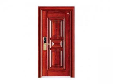 Commercial Steel Entry Door