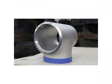 Stainless Steel Tee Pipe Fittings (Equal Tee, Reducer Tee)