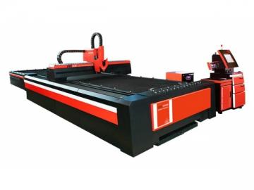 1500W FCCDX Medium Power Fiber Laser Cutting System Metal Cutting Machine