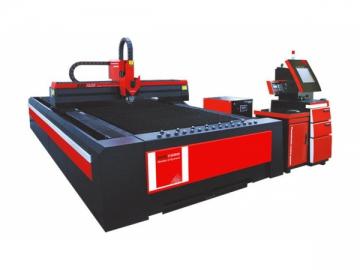 750W FCCX Medium Power Fiber Laser Cutting System Metal Cutting Machine