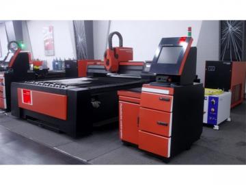 1000W FCCX Medium Power Fiber Laser Cutting System Metal Cutting Machine