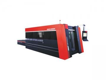 750W FCCBDX Medium Power Fiber Laser Cutting System Metal Cutting Machine