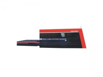 1500W FCCBDX Medium Power Fiber Laser Cutting System Metal Cutting Machine