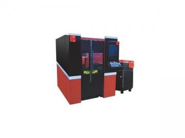 1000W FCCB Medium Power Fiber Laser Cutting System Metal Cutting Machine
