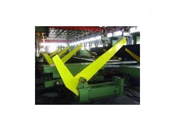 45 Degree Steel Beam Tilting Equipment