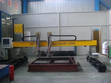 Steel Plate Curve Cutting Machine