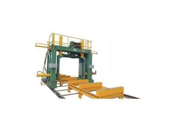 Steel Box Beam Assembling Machine