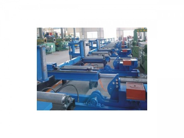 Beam Web Plate Loading Machine