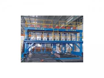 Gantry Type T Steel Beam Welding Machine