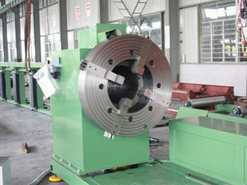 Chuck Type Steel Pipe Cutting Machine