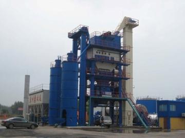 Asphalt Plant 320t/h, Item AMP4000-C 4300kg per batch mixing system