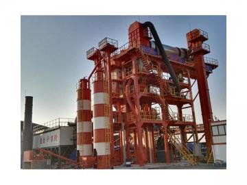 Hot Recycling Asphalt Plant