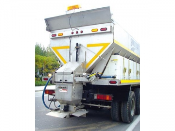 Stainless Steel Salt Spreader
