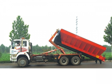 Electric Drive Salt Spreader