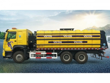 Liquid Tank Spreader Truck