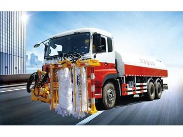 Guardrail Cleaning Truck