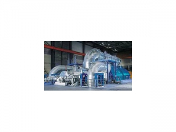 1000MW Ultra Supercritical Steam Turbine