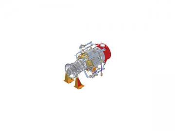 F-Class AE64.3A Gas Turbine