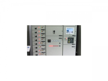 Smart Grid Power Distribution Cabinet