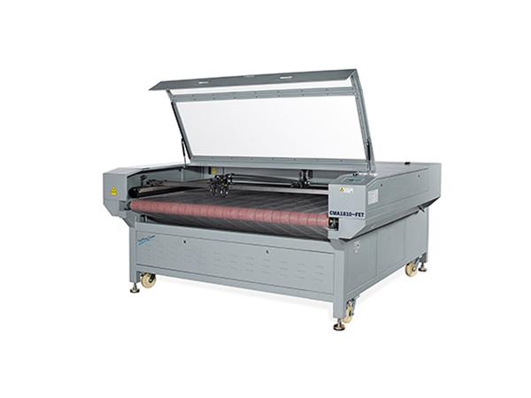 1700×950mm Auto Feeding CO2 Laser Cutting Machine, CMA1810-FET Equipment