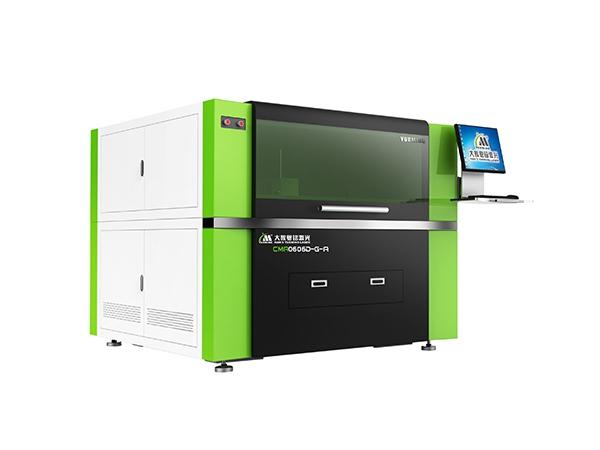600×600mm High Precision CO2 Laser Cutting Machine, CMA0606D-G-A