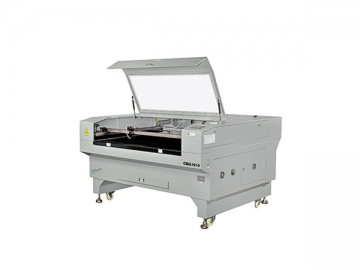 1250 × 900mm Double Head CO2 Laser Cutter, CMA1390-T Laser Cutting System