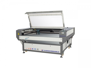 1700×950mm Auto Feeding CO2 Laser Cutting Machine, CMA1810-FET-C Equipment