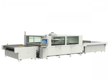 High Power Airbag CO2 Laser Cutting Machine, CMA2425C-GF-A