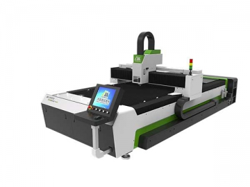 2000×4000mm Large Format Fiber Laser Cutter, CMA2040C-G-A Laser Cutting System