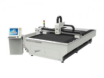 2500*1300mm Economic Fiber Laser Cutter, CMA1325C-G-D
