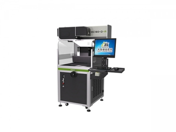 180W Large Format Triaxial Dynamic CO2 Laser Marking Machine, MC180-D-A Laser Marking System