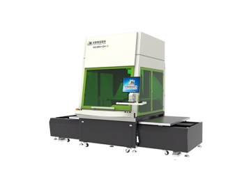 180W Upgraded Large Format Triaxial Dynamic CO2 Laser Marking Machine, MC180-D-D Laser Marking System