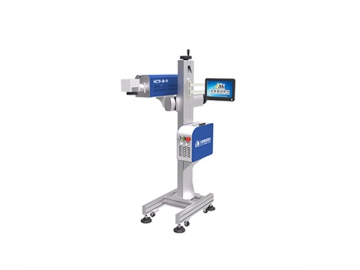 15W Automated Assembly Line CO2 Laser Marking Machine, MC15-B-A Laser Marker Equipment