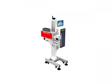 5W Automated Assembly Line UV Laser Marking Machine, MUV5-A-A