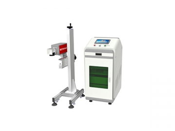10W Automated Assembly Line UV Laser Marking Machine, MUV10-A-A