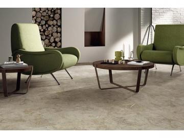 Silver Grey Marble Tile  (Ceramic Floor Tile, Wall Ceramic Tile, Indoor Ceramic Tile, Outdoor Tile)