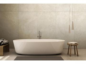 Safari Beige Marble Wall Slab  (Indoor Wall Slab, Bathroom Slab, Outdoor Slab)