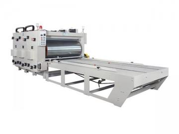 Rotary Drum Flexographic Printing Machine
