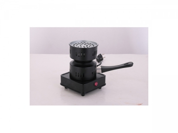 Electric Burner with Coil Heater for Coffee