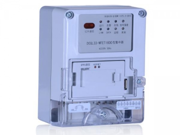 WFET-1600E Electrical Power Data Concentrator