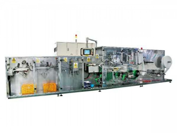 Automatic Wet Wipe Production Line