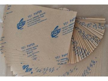 Alloy Metal Anti Corrosion VCI Paper